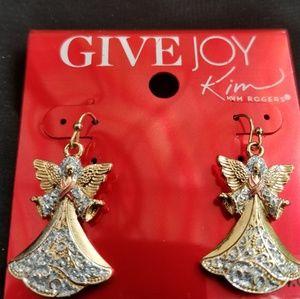Gorgeous Angel earrings
